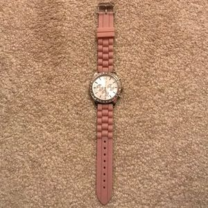 Jewelry - Light pink girls watch